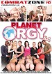 Planet Orgy #4 front cover