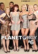 Planet Orgy #6 front cover
