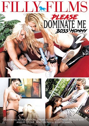 Please Dominate Me Boss Mommy #2